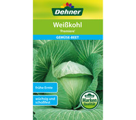 Dehner Samen Weißkohl 'Premiere'