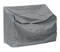 Dehner Schutzhülle Deluxe für Bänke, 130 x 75 x 80 cm