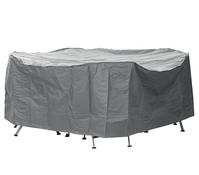Dehner Schutzhülle Deluxe für Essgruppen, 210 x 160 x 80 cm