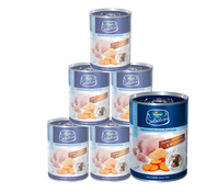 Dehner Selection für Hunde, Light, Nassfutter, 6x400g/800g