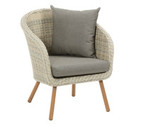 Dehner Sessel Antigua, beige