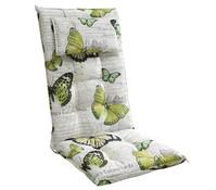 Dehner Sesselpolster Schmetterling, Hochlehner