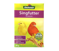 Dehner Singfutter für Kanarien, 20 g