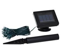 Dehner Solar Lichterkette, 48 LED