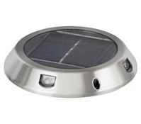 Dehner Solarleuchte, Ø 12,5 cm