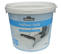 Dehner Streusalz, 10 kg