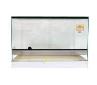 Dehner Terra Ganzglasterrarium, 60x40x40 cm