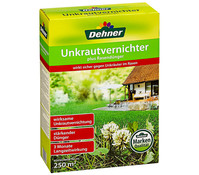Dehner Unkrautvernichter + Rasendünger
