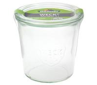 Dehner Weckglas Sturzglas, 500 ml