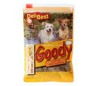 DeliBest Fleisch Goodys Lamm, Hundesnack, 100 g