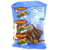 DeliBest Light Knabberohren-Streifen, Hundesnack, 100g