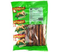 DeliBest Natural Ochsenziemer 15cm, Hundesnack