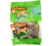DeliBest Natural Schweineohren, Hundesnack
