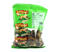 DeliBest Natural Wildmix Hirsch, Hundesnack, 200g