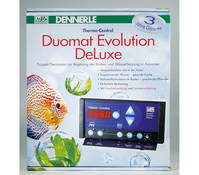 Dennerle Duomat Evolution DeLuxe, Doppel-Thermostat