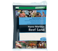 Dennerle Nano Marinus Reef Sand, natur, 0,5-1,2 mm, 2 kg