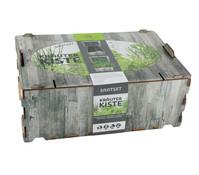 Design-Saatbox Kräuterkiste