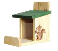 Dobar Eichhörnchen Futterstation