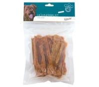 Dokas Hühnerbrust mit Ente, Hundesnack, 250 g