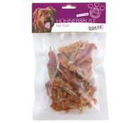Dokas Hühnerbrust mit Fisch, Hundesnack, 70 g