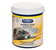 Dr. Clauder's Aufbau Plus Katzenmilch, Ergänzungsfutter, 200g