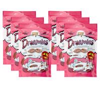Dreamies® Rind, Katzensnack, 6x60 g