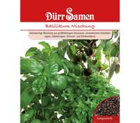 Dürr Samen Basilikum 'Mischung'