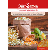 Dürr Samen Popcorn Mais 'Nana F1'