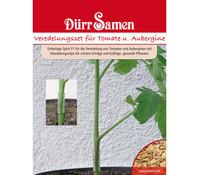 Dürr Veredelungsset für Tomate & Aubergine