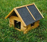 Elmato Schutzhütte für Enten & Hasen