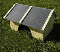 Elmato Schutzhütte für Nager & Schildkröten