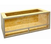 Elmato Terrarium aus Holz, 150x60x60 cm
