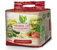 Erdbeer- & Gemüsewolle, 850 g