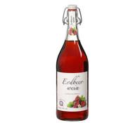 Erdbeer-Wein, 1 L
