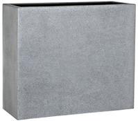 Esteras Polystone-Pflanzkasten Dalfsen, granit-grau