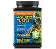 Exo Terra Aquatic Turtle Adult, Pellets für erwachsene Wasserschildkröten, 560 g