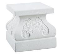 Fantasieco Stein-Sockel für Putte