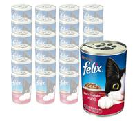 Felix Adult in Soße, Nassfutter, 24 x 400g