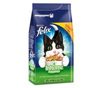 Felix Inhome Sensations, Trockenfutter, 2 kg