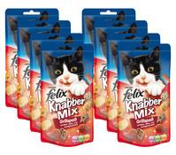 Felix KnabberMix Grillspaß für Katzen, 8 x 60 g