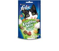 Felix Knabbermix Wild, Katzensnack, 60 g