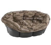 Ferplast Hundebett Sofa 4, 21,5x61,5x45 cm