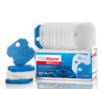 FilterMaster BigPack Set 4 Filtermedien