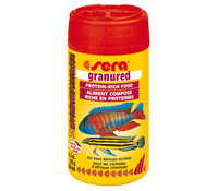 Fischfutter sera Granured, 250 ml