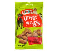 Frolic® Unterwegs mit Rind, Hundesnack, 200g