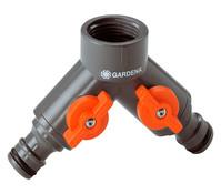 Gardena 2-Wege-Ventil, 26,5 mm, 3/4