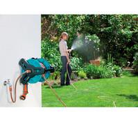 Gardena Classic Wandtrommel-Set 50 für den Gartenschlauch
