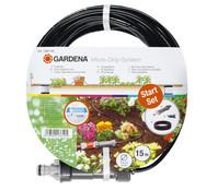 GARDENA Micro-Drip-System Tropfrohr 3/16'', 1,5 l/h, 15 m