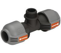GARDENA Sprinklersystem T-Stück 3/4'', Außengewinde
