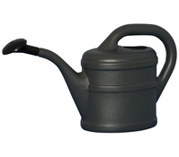 Geli Kunststoff-Gießkanne, 2 Liter, anthrazit